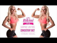 How I write my meal plan, Back Workout, Surprise Visitors | NPC Bikini P...