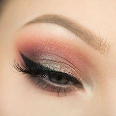 "dressed-in-mint: "" ️ Manny MUA x Makeup Geek Palette ️ TUTORIAL > https://youtu.be/gbhsXrB8uXA ;) @makeupgeekcosmetics @mannymua733..."