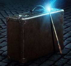 Pack Your Bags! Newt Scamander's Fantastic Beast-y Suitcase, Hermione's Handbag, and their Literary Relatives