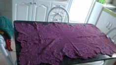 caminho violeta croche file