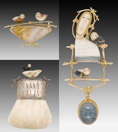 Jewelry by Carolyn Morris Bach