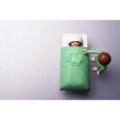 세상의 아픔을 잊게 해 줄 멋진 힘을 가진 사람이 될거야. #daily #playmobil #플레이모빌