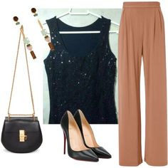 Sem título #243 by fabipcandido on Polyvore featuring moda, Fleur du Mal, Christian Louboutin, Chloé and Henri Bendel