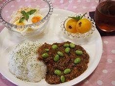 レシピブログメルマガ掲載 【サバオリーブオイル缶でDHAキーマカレー 】|レシピブログ
