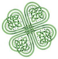 Celtic Knot clipart four leaf clover - pin to your gallery. Explore what was found for the celtic knot clipart four leaf clover Celtic Tattoo Meaning, Celtic Tattoo Symbols, Celtic Tattoos, Wiccan Tattoos, Indian Tattoos, Symbol Tattoos, Celtic Quilt, Celtic Shamrock, Celtic Patterns