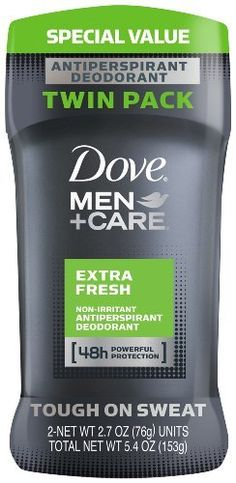 Dove Men  Care 48h NonIrritant AntiPerspirant Deodorant Extra Fresh Scent 27oz 4 pack 27 oz each -- Want to know more, click on the image.