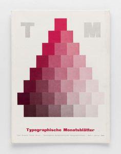 TM Typographische Monatsblätter, issue 1, 1944