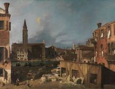 https://www.nationalgallery.org.uk/paintings/canaletto-the-stonemasons-yard The Stonemason's Yard         9-23-16 I like this peice because of the contrast of the sky and the buildings, additionally the amount of detail, all of the small figures and minute details are impressive but also aesthetically pleasing