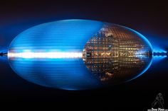 The Giant Egg (Blue) by Dena Flows on 500px National Centre for the Performing Arts, NCPA, Beijing, China