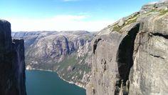 Besseggen Ridge Norway [OC] [2688 x 1520] Original Link