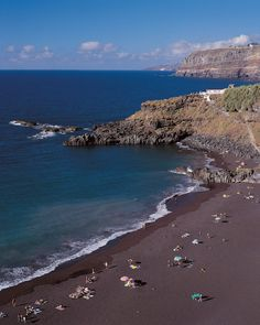 Playa del Bollullo (La Orotava) Santa Cruz de Tenerife, Spain