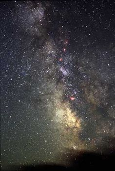 Cherry Springs State Park in Pennsylvania, one of the best spots on the Eastern Seaboard to see the stars!