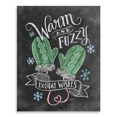 """""""Warm and fuzzy holiday wishes"""" print by Lily and Val. Christmas Quotes, Christmas Signs, Christmas Wishes, Christmas Art, Winter Christmas, Christmas Decorations, Beautiful Christmas, Christmas Messages, Holiday Wishes Quotes"""