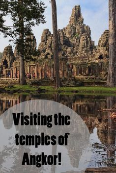 Did you know Angkor Wat isn't the only temple in Thailand? There are many beautiful temples to visit in Angkor - you can take a look at some here.