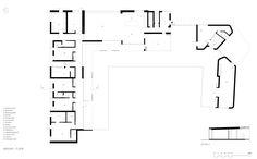 Villa Bergman-Werntoft is located in the heart of Ljungskogen, a major part of Ljunghusen in the municipality of Vellinge in the south of Sweden. Prefab Homes, Delena, Ground Floor, House Plans, Villa, Floor Plans, House Design, How To Plan, House Ideas