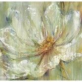 Found it at Wayfair - Celadon Splash II by Carson Painting Print on Wrapped Canvas