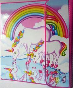 c3181961ba6e5c Always loved Lisa Frank items when i was in school! Lisa Frank Unicorn