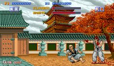 Street Fighter (1987 video game)