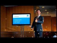 2012 Konica Minolta TV Spot - Watch why great companies Count on Konica Minolta. Make A Presentation, Konica Minolta, Boss, Buttons, Tv, Youtube, Count, Watch, Movies