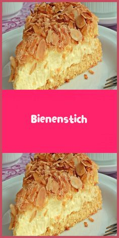 Bienenstich and Drink drawings easy Easy Strawberry Desserts, Cool Whip Desserts, Easy No Bake Desserts, Fancy Desserts, Desserts Potluck, Summer Dessert Recipes, Dessert Cake Recipes, Dessert Oreo, Romantic Desserts