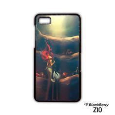 Mermaid AR for Blackberry Z10/Q10 phonecase