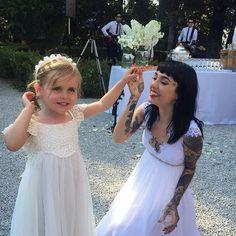 The Sykes wedding. Tuscany, Italy