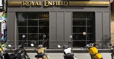 #RoyalEnfield launches gear store and limited edition #500Classic -