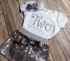 2nd Birthday Girl Outfit CUSTOMIZE Second by CountryHeartDesignz