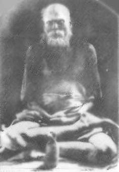 11.5 Pamban Swami in Samadhi