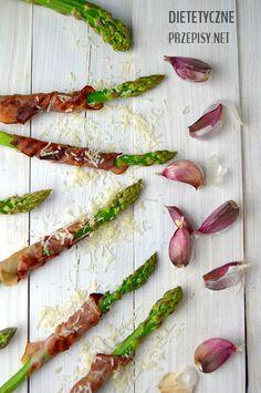 szparagi z grilla Hummus, Asparagus, Grilling, Vegetables, Food, Inspiration, Diet, Biblical Inspiration, Crickets