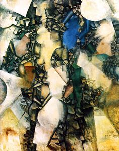 The Wedding, 1912, Fernand Leger
