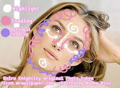 "Képtalálat a következőre: ""square face makeup"" Contour Square Face, Square Face Makeup, Beauty Skin, Beauty Makeup, Health And Beauty, Hair Beauty, Highlighter Makeup, Skin Makeup, Beauty Secrets"