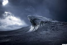 Photographer Ray Collins Sees Waves The Way You've NEVER Seen Them
