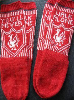 Mittens Pattern, Yarn Needle, Liverpool, Knitting Patterns, Knit Crochet, Socks, Wool, Projects, Crafts