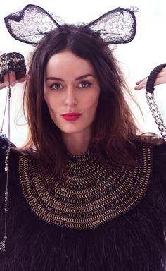 Nicole Trunfio, Supermodel & Jewelry Designer