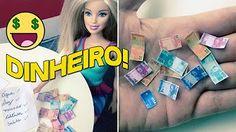 Como fazer Cabides para Barbie e outras Bonecas! - YouTube