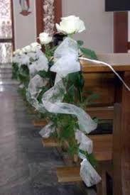 decoracion iglesia para boda buscar con google