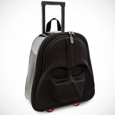Darth Vader Rolling Luggage
