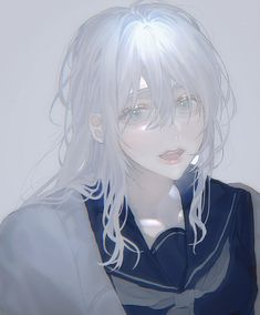 Anime Angel Girl, Anime Art Girl, Manga Art, Anime Girl Drawings, Anime Artwork, Chica Anime Manga, Kawaii Anime, Pretty Drawings, Estilo Anime