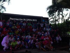 ⛳️ En la final del #RetoPalacio de @laboutiquepalacio en el #torneodegolfinopen2015 ⛳️