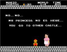Mario vs Consuela (Family Guy)