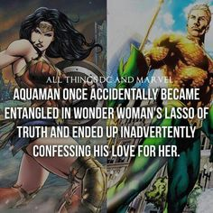 Fun Wonder Woman fact. But Diana's with Steve, just thought I'd let you all know. WonderTrev for life!