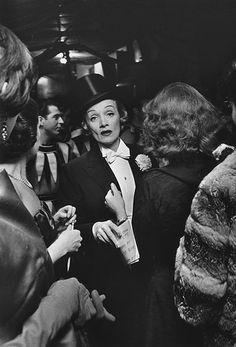 Marlene Dietrich, New York, 1959