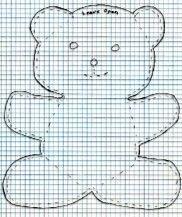 Free Teddy Bear Sewing Pattern wallpaper