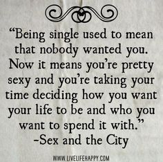 Quotes die jouw leven als single woman perfect omschrijven -Cosmopolitan.nl