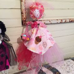 'Cutie'Cupcake girl...sold