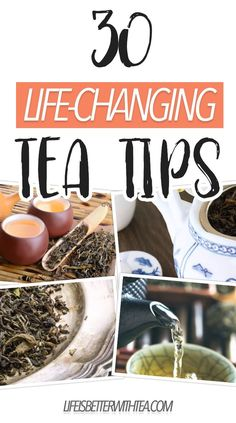 This list is PACKED with 30 essential tea tips you absolutely need to know to make the best cup of loose leaf tea ever. It will change your life. Best Loose Leaf Tea, Tea Blog, Homemade Tea, Pu Erh Tea, Types Of Tea, Tea Benefits, Best Tea, Tea Blends, How To Make Tea