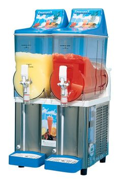 2 Margarita Machines Rental - margarita on one side and pina colada on the other