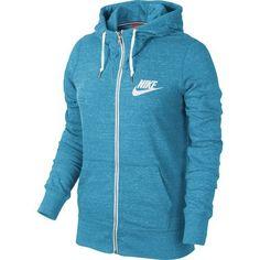 c599b524d9 Amazon.com   Nike Women s Gym Vintage Full-Zip Hoodie   Sports   Outdoors