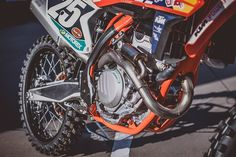 2015 KTM 250 SX-F Factory Edition